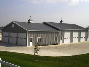 Pole Barn Construction For Commercial And Agricultural